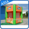 Outdoor Used Inflatable Ticket Booth Kiosk Tent / Inflatable Bar Booth / Inflatable Booth / Inflatable Booth Kiosk, Inflatable Ticket Booth