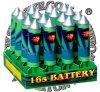 Jumbo Battery 16 Shots Fireworks