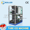 Edible Ice Tube Maker 125kg/Henery Saving