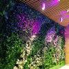 fashion Artificial Plants Wall Backdrops