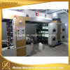 4/6/8 Colour Plastic Film High Speed Flexographic Printing Machine