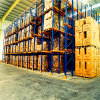 Cold Storage Palletized Drive in Racking