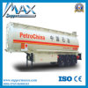 3axle 60cbm Fuel Petrol Diesel Oil Tanker with Trailer