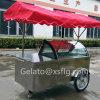 Gelato Cart Armidale/Ice Cream Cart (CE approvel)
