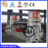 W11S-60X2500 3-Roller Steel Plate Bending and Rolling Machine