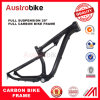 "29"" Dual Suspension MTB Frameset Full Suspension China Mountain Carbon"