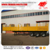 Bulk Carrier Cargo Trailer with High Fence