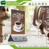 Bar/Restaurant/ Coffee Shop Menu Stand Power Bank 10000mAh with Lock