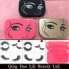 Latest fashion Package Box with 3 Pairs for 3D Eyelash and Mink Eyelash