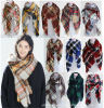 New Style Trendy Arge Winter Square Scarf