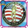 Customized Challenge Coin with 3D Logo