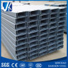 Hot Rolled Galvanized Steel C Channel in High Quality