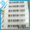 Black Commodity Bar Code Printing Waterproof Adhesive Label