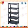Plastic Display House Office Shelves Storage Rack (ZHw174)