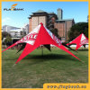 Event Star Tent with White Roof Tent