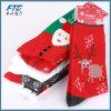 Colorful Christmas Fabric 100% Cotton Tube Gift Socks