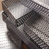 Sparkly Stainless Steel Pattern Metal Perforated Sheet