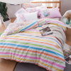 2017 New Design Printed Cotton Bedsheet Quilt Cover