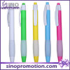Cheap Ball Point Pen Color Plastic Advertising Ball Pen