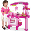 Pink Color Luxurious Toy Kitchen for Girls