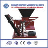 Small Clay Lego Brick Making Machine (SEI1-25)