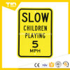 Slow Sign Reflective Label for Traffic Safety