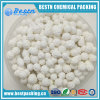 0.5-50mm Al2O3 Inert Embossed Ceramic Ball