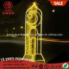 Muslim Holiday Warm White Decorations LED Strip Motif Light for Outdoor