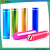 Metallic Round 2600mAh Mobile Phone Portable Power Bank Charger (PB1204-002)