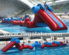 Inflatable Obstacle Water Game, Floating Water Park