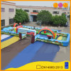 Bumper Car Inflatable Race Track with Farm Printing (AQ16310)