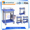 Medical Trolley for Hospital / Luxury Plastic Trolley (GT-Q101)