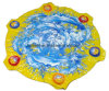 Promotion Outdoor Inflatable Toys Giant Water Sprinkler Mat