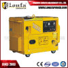 5000W/5.5kw/5.5kVA Portable Silent Manual Power Gasoline Generator