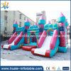 Factory Customized Inflatable Bouncer Castle with Double Slide