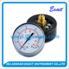 Black Steel Case Pressure Gauge - Pressure Measurement