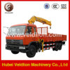 Dongfeng 8 Tons Truck Mounted Crane