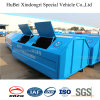 8cbm Carbon Steel Hook Arm Lift Type Skip Dumpster Tank Garbage Container
