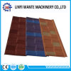 Wante Stone Coated Metal Roof Tiles with Wind and Corrosion Resistance