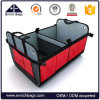 Collapsible Car Trunk Organizer with 2 Compartments