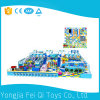 Mutifunction Plastic Playground Equipment Indoor
