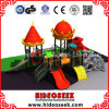 Castle Style Playground Equipment with Climbing