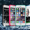 Protective Waterproof TPU Phone Case for iPhone 6/6s Plus