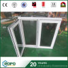 Plastic Impact Resistant Tilt and Turn Windows with Insect Screen