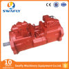 Excavator Parts Hydraulic Main Pump K5V200 (EC460 R455)