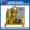 Customer-Favored Double Stage Vacuum Used Oil Purifier/Oil Purification Machine