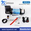 9500lbsc-1 12V/24V 4X4 off-Road Winch for Truck Jeep Tractor