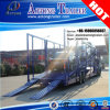 2 Axles Car Transport Truck Trailer with Low Price