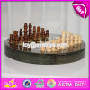 New Design Children Educational Game Wooden Chess Board W11A054
