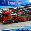 China Factory Low Bed Semi Trailer Loading 100 Ton
